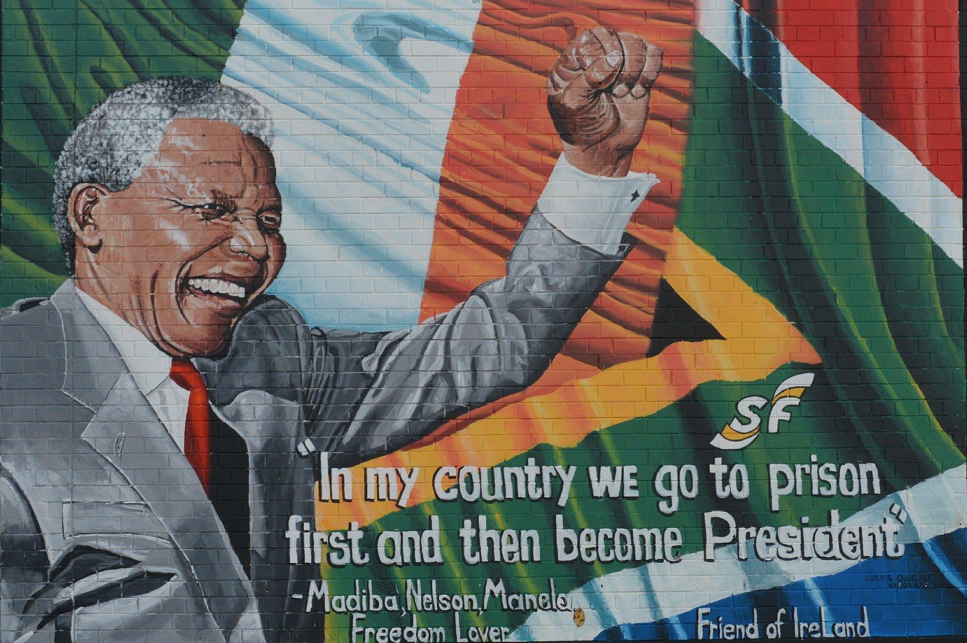 chi era Nelson Mandela