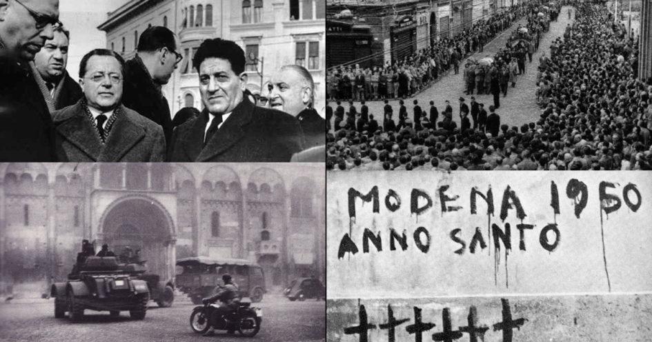 9 gennaio 1950 Modena