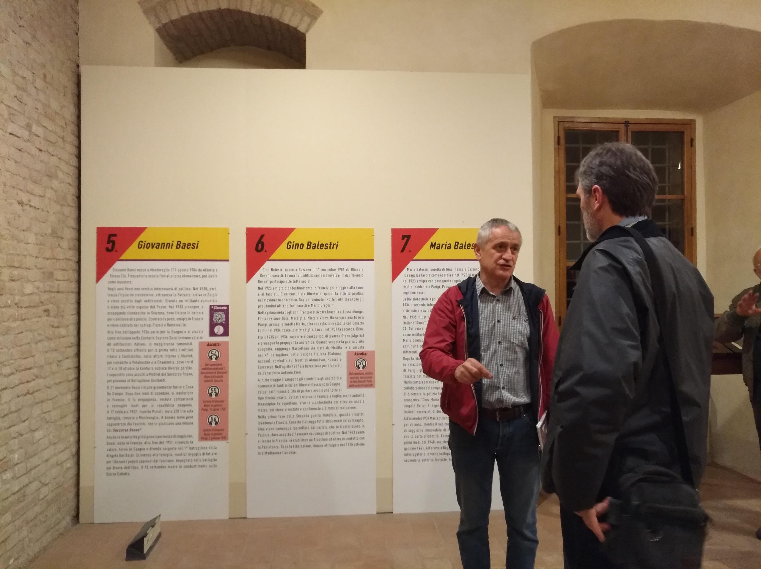 antifascismo e guerra civile spagnola