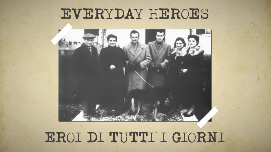 Videoracconto sull'assistenza ai prigionieri di guerra alleati in provincia di Modena