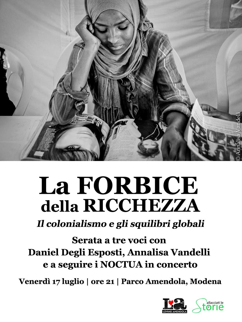 storia del colonialismo e decolonizzazione - locandina