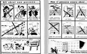 Sintesi delle leggi razziali in Italia, pubblicate su La difesa della razza