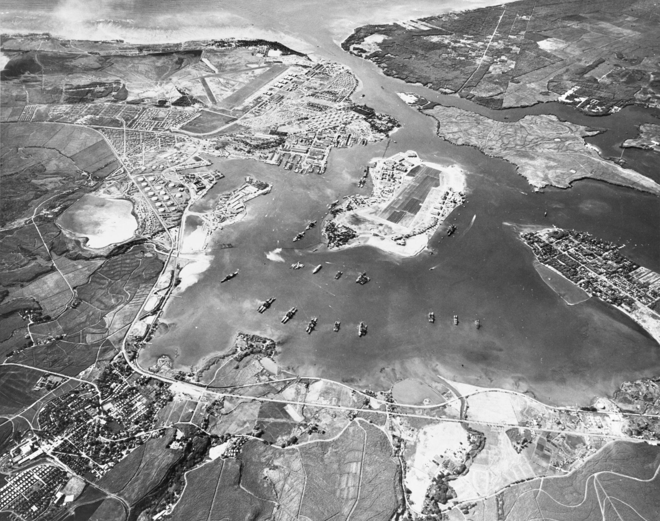 Pearl Harbor nell'ottobre 1941