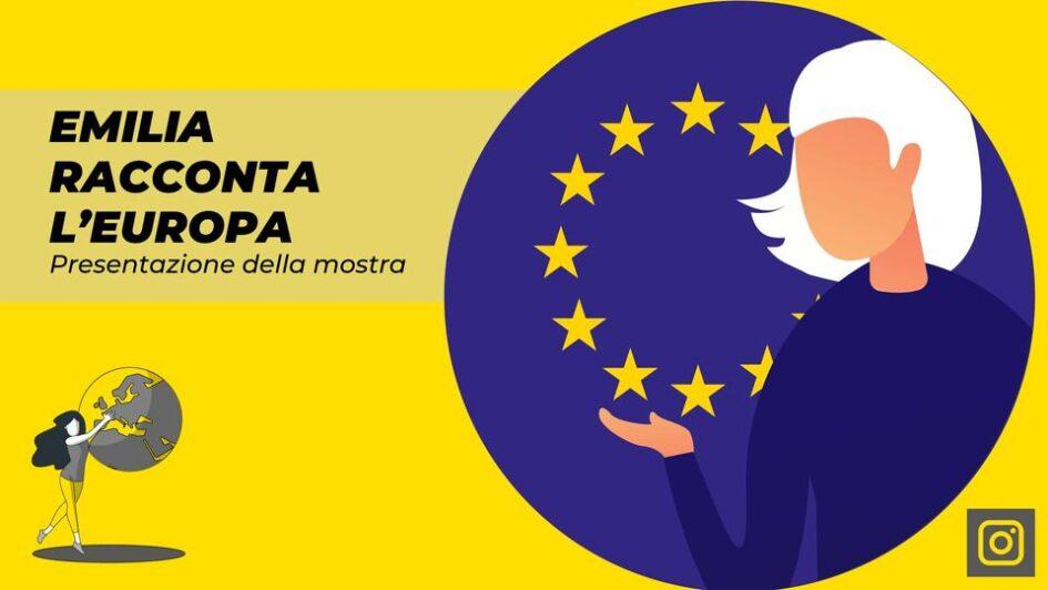 """Cittadinanza europea: presentazione della mostra """"Emilia racconta l'Europa"""""""