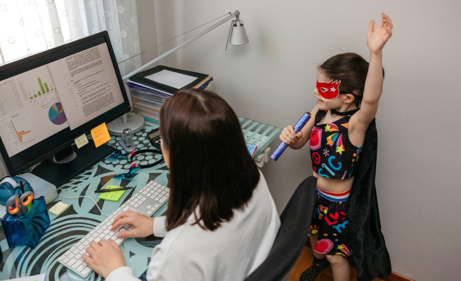 smart working al femminile ai tempi della pandemia