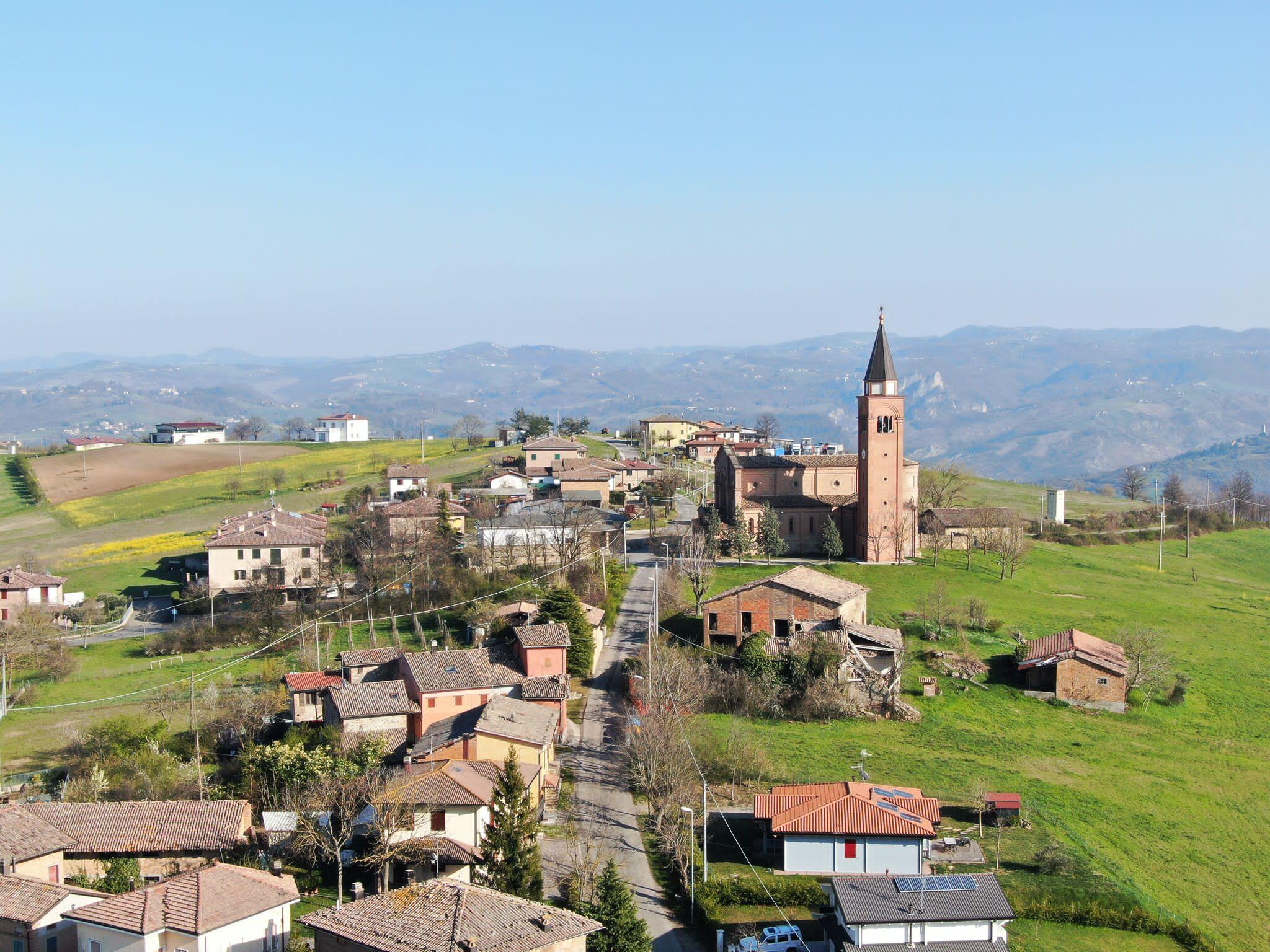 Ospitaletto di Marano. Foto di Fausto Corsini