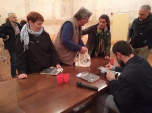 Radici di futuro - firma libri
